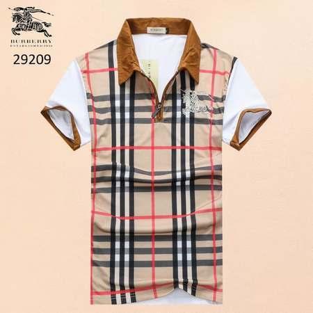 camisetas tipo polo burberry f6bc277ec6721