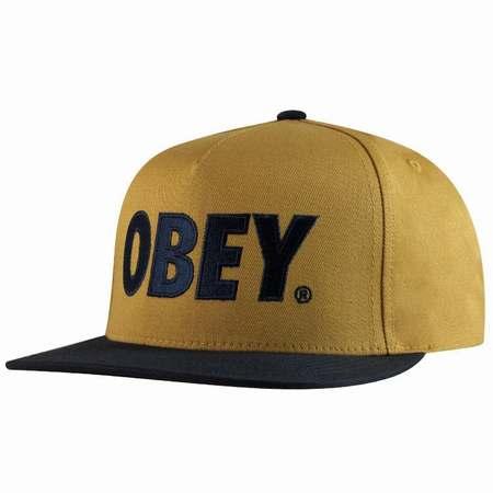 gorra obey roja y blanca c190fea3fe4