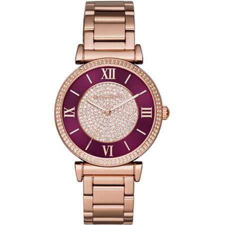 b40218063b10 reloj michael kors color bronce